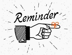 reminder-finger